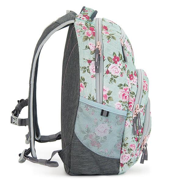 b39b433bb3ca Vintage Rose AU-2 iskolai hátizsák - Ars Una