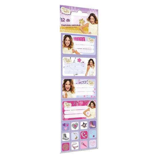 ef056ef325b6 Violetta etikett matricával - beszerzési ár
