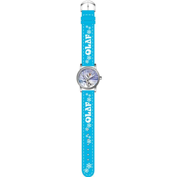 5ecb52d779 Jégvarázs Quartz Watch karóra - kék Olaf felirattal - beszerzési ár