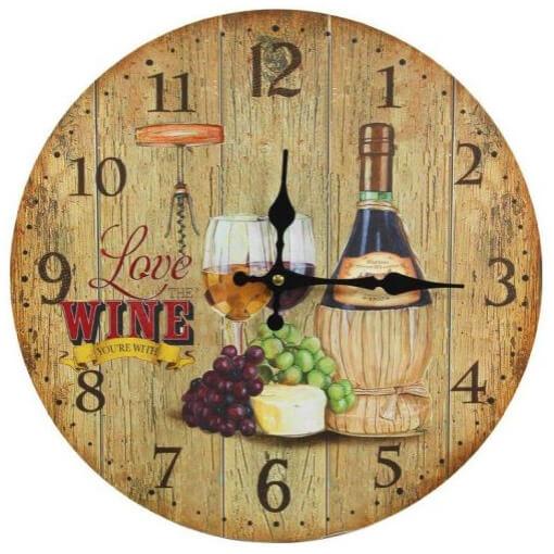 Love Wine falióra - 34 cm