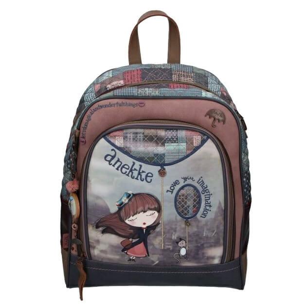 Anekke Miss Everyday iskolai hátizsák - 40x32 cm 13c7e6e186