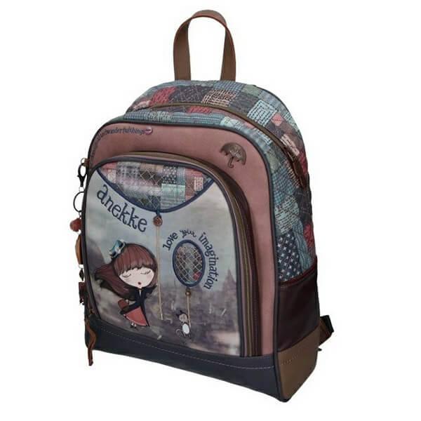 142674552f42 Anekke Miss Everyday iskolai hátizsák - 40x32 cm