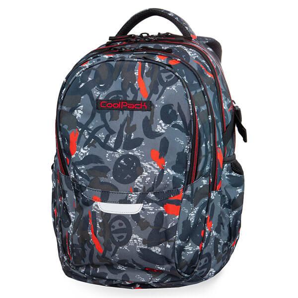 Cool Pack Factor iskolai hátizsák - 29 literes - Red Indian 7570558b1a