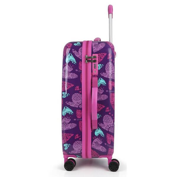 2266468676c5 Gabol Dream ABS keményfedeles bőrönd - 64 cm - számzáras. A Gabol Linda 4  kerekes ...