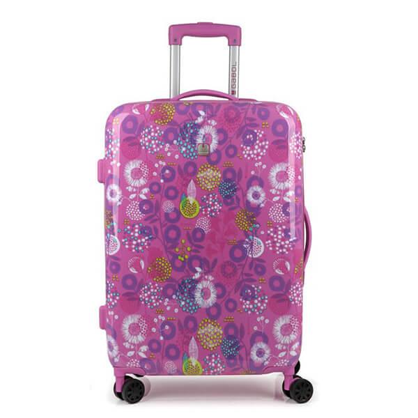 5fe86defc79d Gabol Linda ABS keményfedeles bőrönd - 64 cm - számzáras. A Gabol Linda 4  kerekes ...