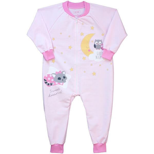 Cicás - baglyos overáll pizsama kicsiknek - Pampress cbbf296dd0