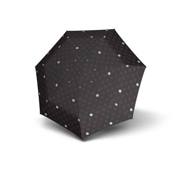 2bc142c6e6 Derby Hit Magic Triade automata női esernyő - lila pöttyös - D ...