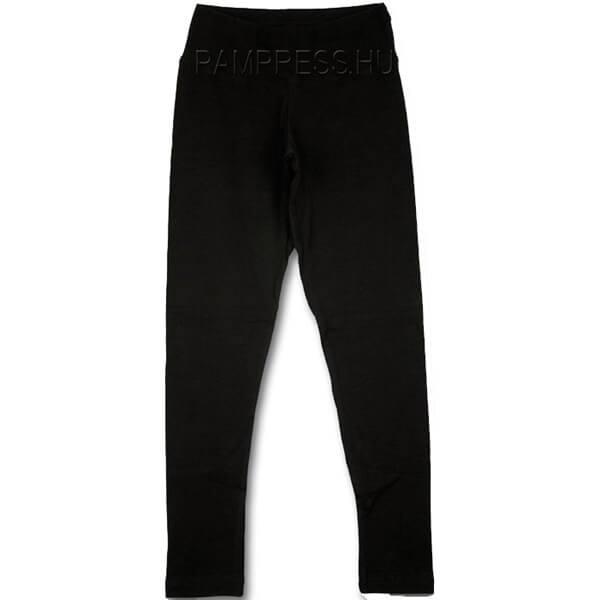 1b4aae52e0 Lányka vékony legging - fekete
