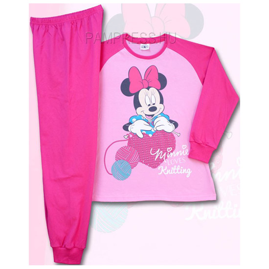 Minnie Mouse pizsama 2531050194