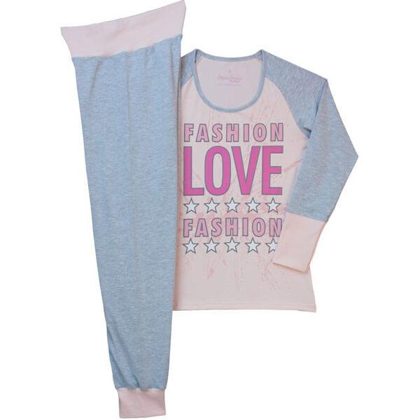 7a9cf1f40 Női pizsama - Love