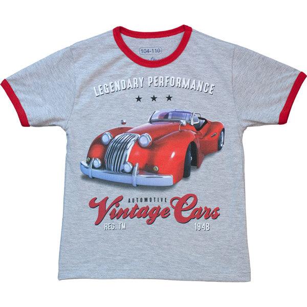 Piros autós póló kisfiúknak 01a8d804c0