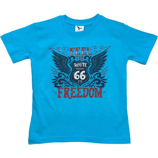Route 66 rövidujjú póló fiúknak 04d4ea9286