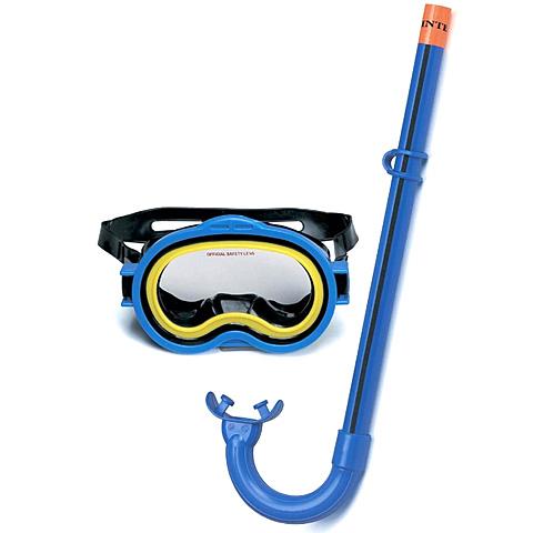 Adventurer búvárszemüveg pipával - Intex d83b38831f