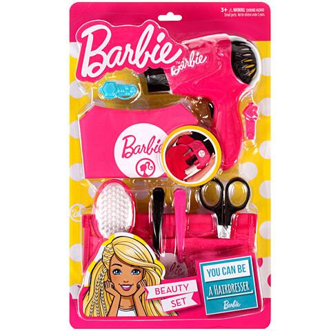 Barbie fodrász szett hajszárítóval 2fb5c321acd96