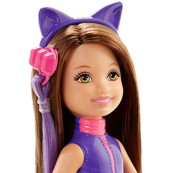Barbie Titkos ügynök csemete baba - lila - Mattel