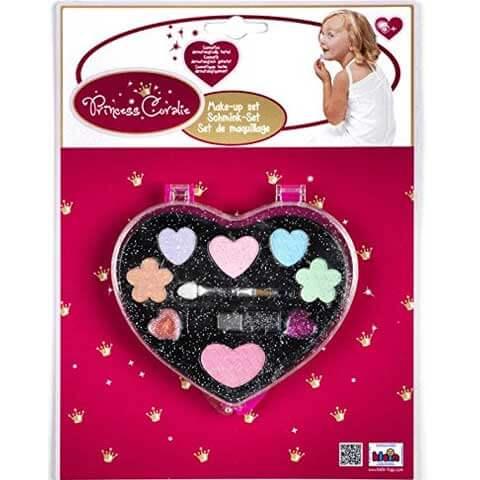Coralie hercegnő nagy szív alakú sminkszettje - Klein Toys 3db3cc8ebd4f4