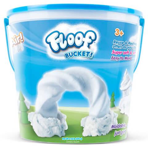Floof! Bucket - Vödrös hópehely gyurma készlet d95afa6e02