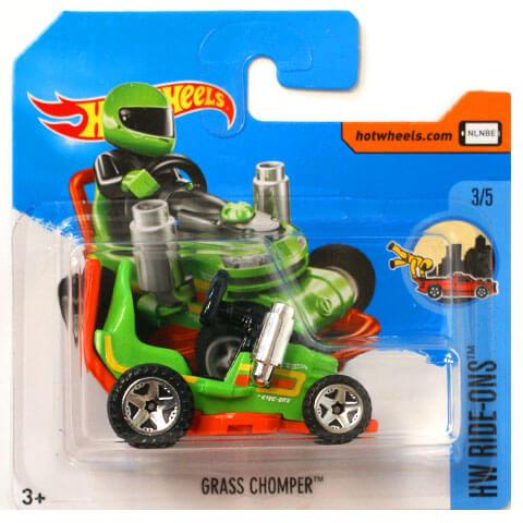 e8426d38b5 Hot Wheels Grass Chomper zöld kisautó - 1/64 - Mattel