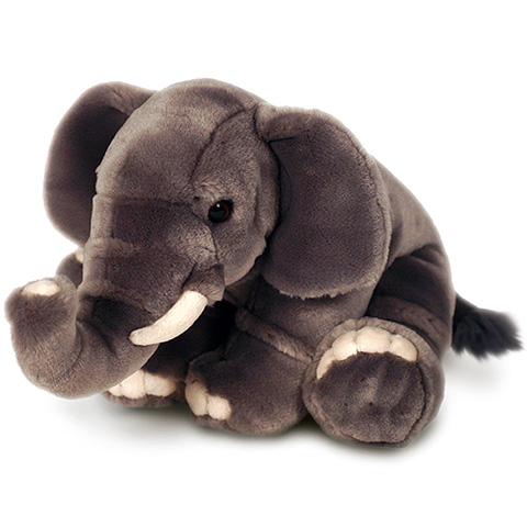Plüss Elefánt - 45 cm