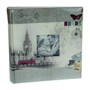 Londonos fényképalbum - 200 db 10x15 cm
