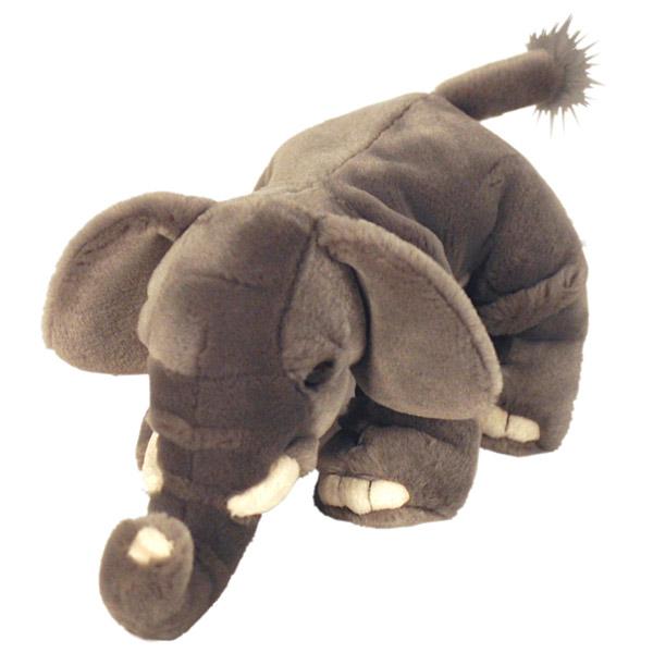 Plüss Elefánt - 25 cm