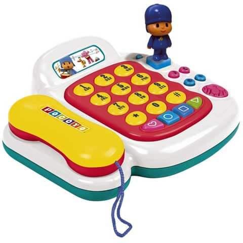 Pocoyo  Zenélő telefon - Reig - JS-307R - 19abf1d964