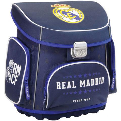 f2d570305b24 Real Madrid ergonomikus iskolatáska