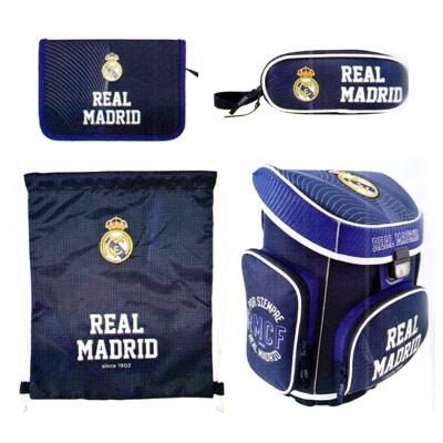 04ea19f080b8 Real Madrid ergonomikus iskolatáska szett - 4 az 1-ben