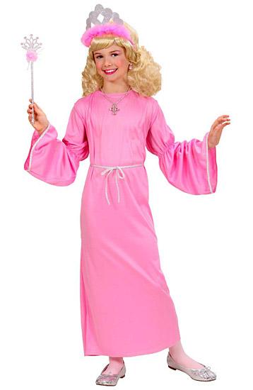 Rózsaszín Hercegnő jelmez - 128 méret 250509ec44