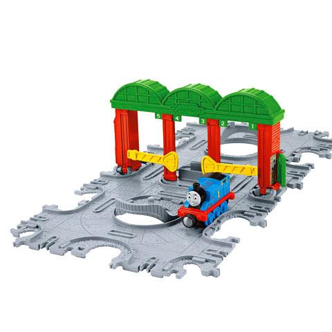 Thomas Take-N-Play: Hordozható pálya Thomas mozdonnyal