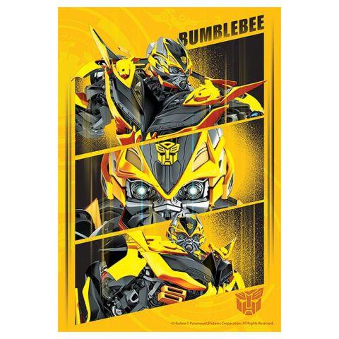 Transformers: Ûrdongó 160db-os puzzle - doboza sérült hátul