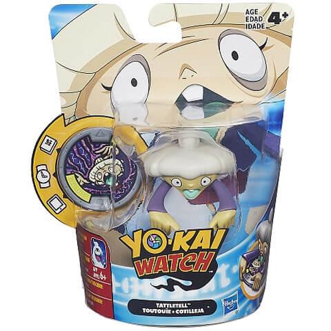 Yo-Kai őrzők: Tattletell figura koronggal