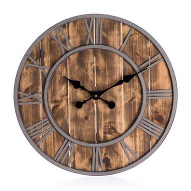 Wood Nap falióra | Wood fa faliórák Faliórák