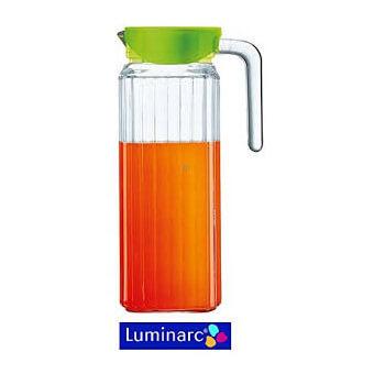 Luminarc kancsó műanyag tetővel - 1,1 literes