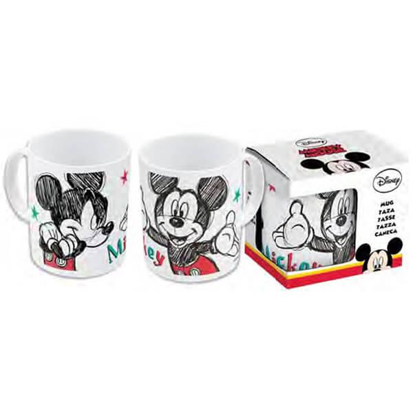 4a7825fb25 Mickey Egeres porcelán bögre - 3,25 dl