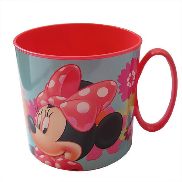 81544b3d69 Minnie Mouse mintás bögre - mikrozható - Q673347 -