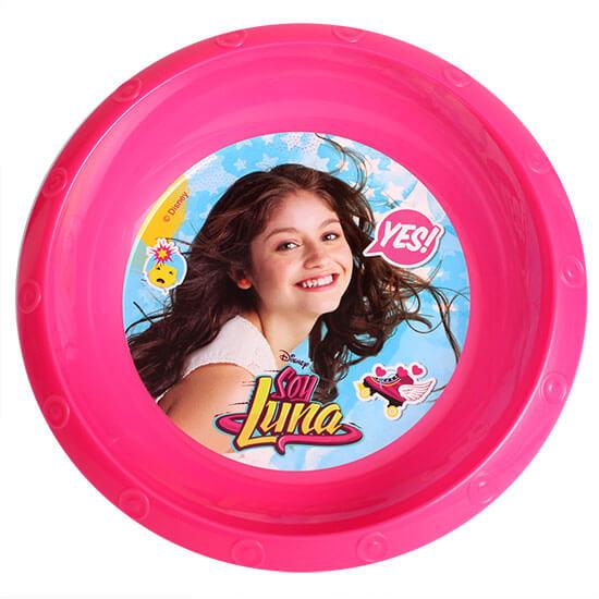 Soy Luna mélytányér - műanyag b06bdc2241