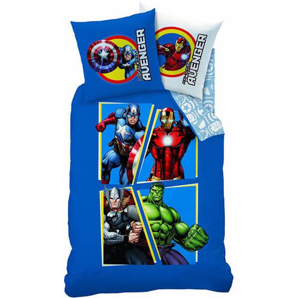Avengers ágyneműhuzat garnitúra