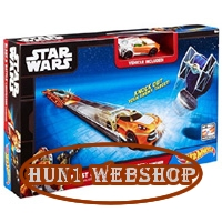 Hot Wheels Star Wars: Luke Skywalker kisaut� kil�v� j�t�kszett