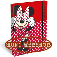 Minnie Mouse f�zetbox - A5